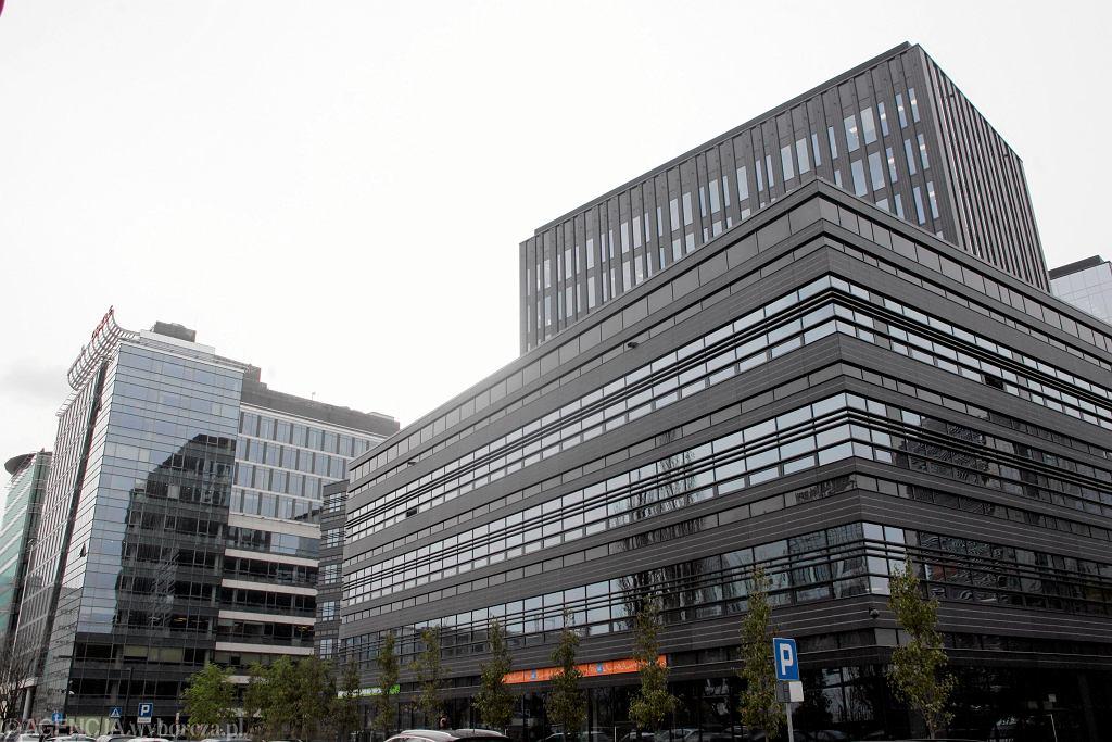 Budynek Wola Center