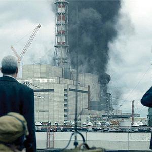 Kadr z serialu 'Czarnobyl'