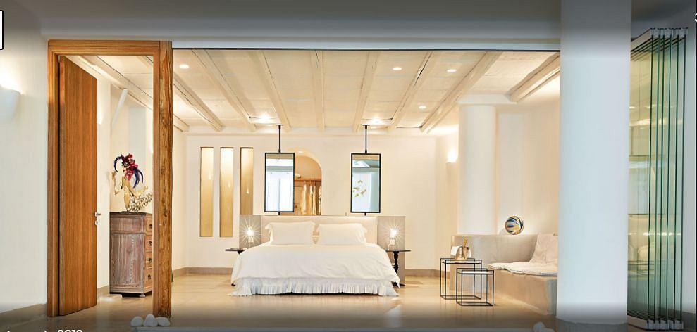Ekskluzywny pokój w hotelu Grecotel