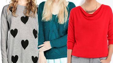 Na każdą kieszeń: swetry za mniej niż 80 zł