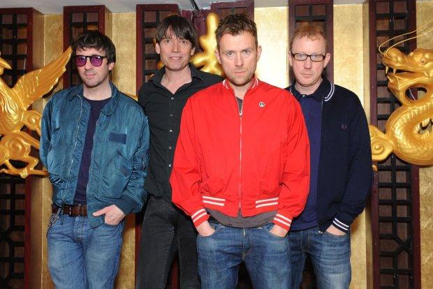 Nowy album Blur hitem w Wielkiej Brytanii