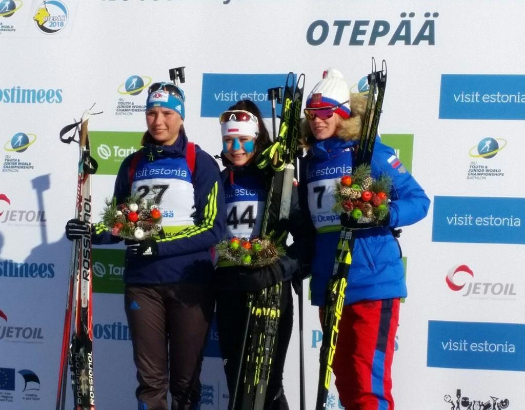 Kamila Żuk zdobyła mistrzostwo świata juniorek