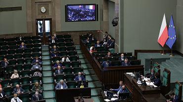 16. posiedzenie Sejmu Rzeczypospolitej Polskiej, 14.08.2020