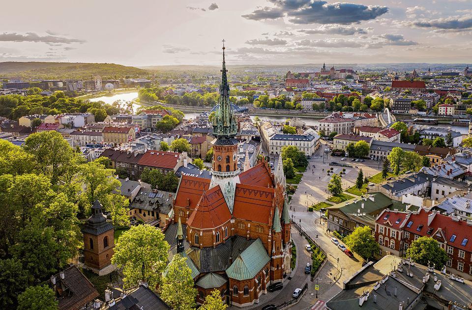 Podgórze - dzielnica Krakowa