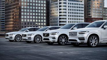 Samochody Volvo