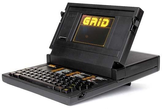 Pierwszy laptop z płaskim ekranem?