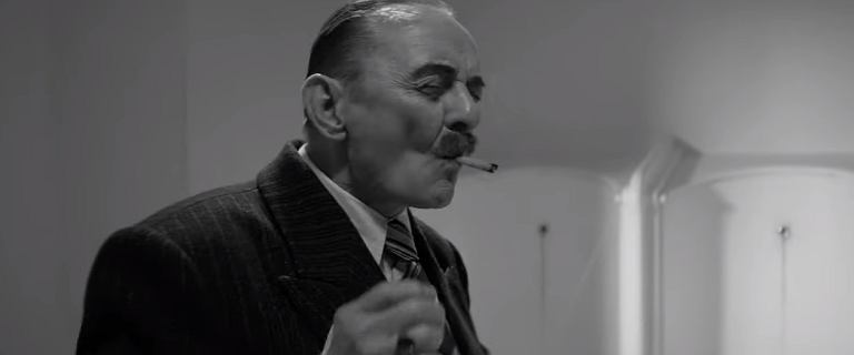 Bolesław Bierut pali skręta w trailerze filmu Marcina Krzyształowicza