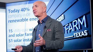 Jeff Bezos prawie na pewno straci pierwsze miejsce w rankingu Bloomberga najbogatszych na świecie
