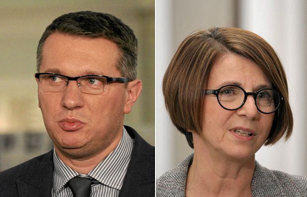 Przemysław Wipler / Julia Pitera