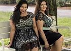 Koronkowe sukienki w dużych rozmiarach