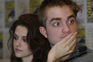 Kristen Stewart i Robert Pattinson