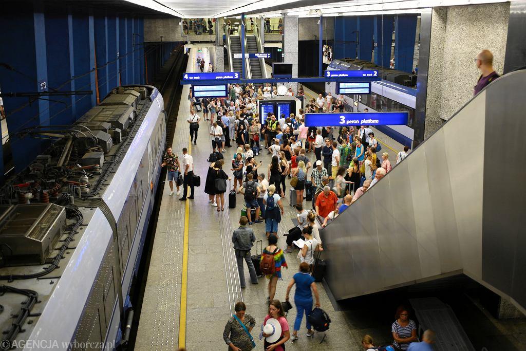 PKP Intercity, zdjęcie ilustracyjne