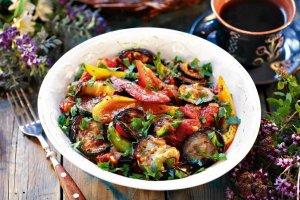 Ratatuj - gulasz z warzyw