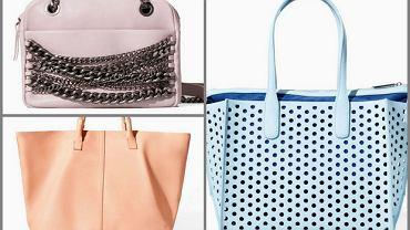 HIT: pastelowe torebki Zara