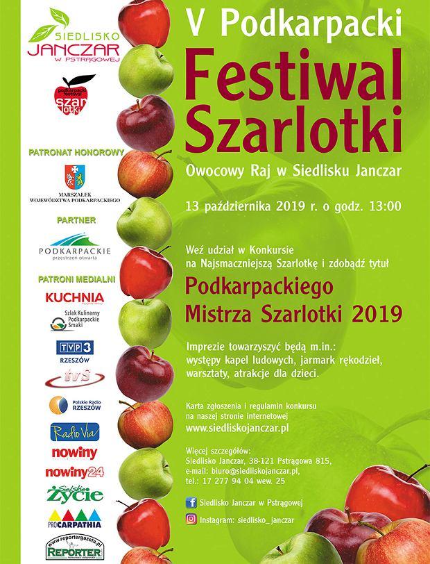 Program Festiwalu Szarlotki