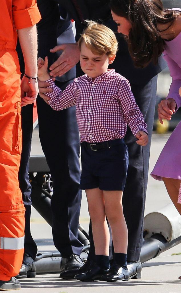 Książę George w 2019 roku