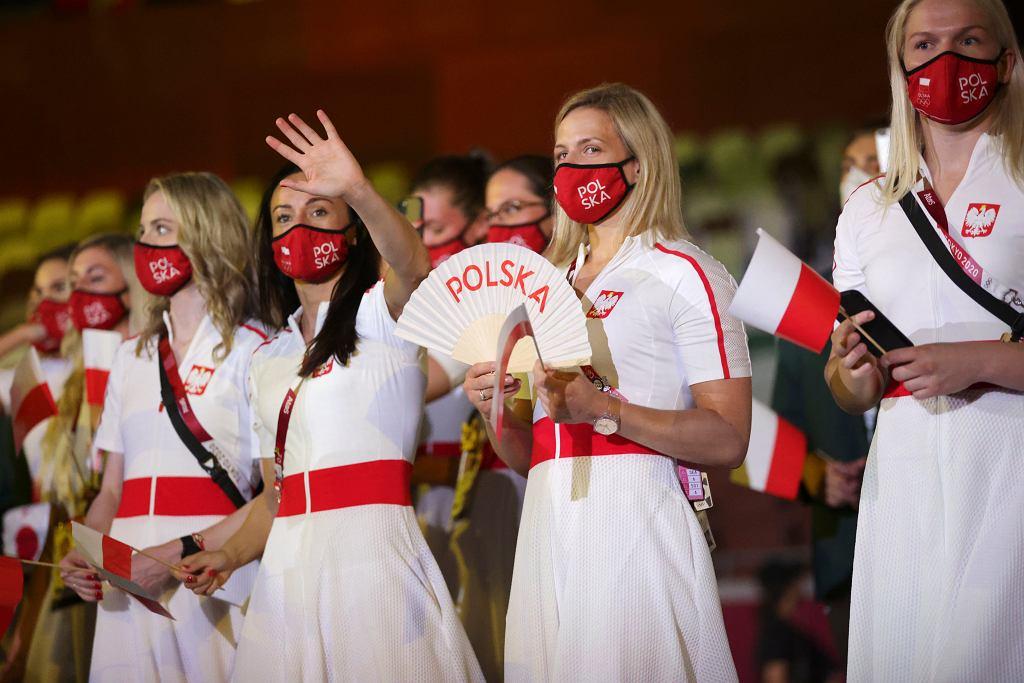 Polki - ceremonia otwarcia igrzyska olimpijskich