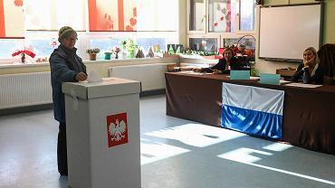 Wybory do rad dzielnic w Krakowie