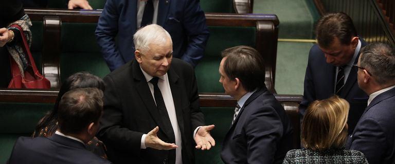 Zakończyło się spotkanie kierownictwa PiS. Krótki komunikat rzeczniczki partii