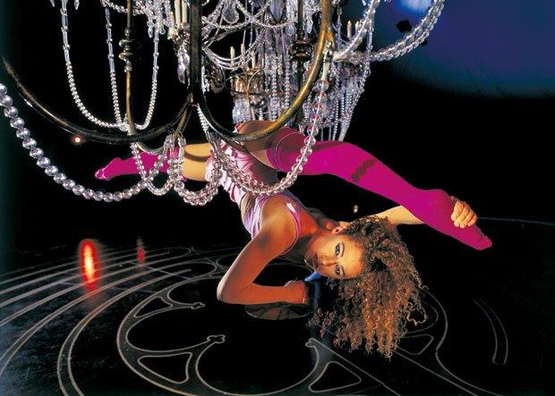 Ale cyrk - Cirque du Soleil