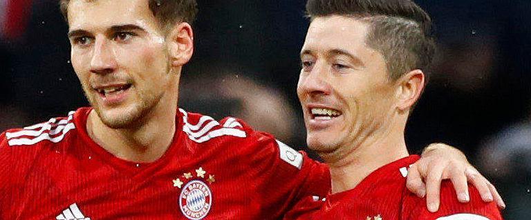 Bayern zakpił z plebiscytu ''France Football''. Chodzi o bramki Lewandowskiego