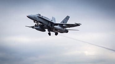 Hiszpański F-18