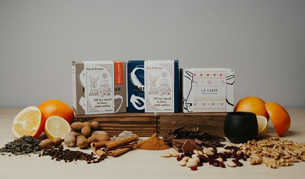 Kawy dedykowane do metod przelewowych