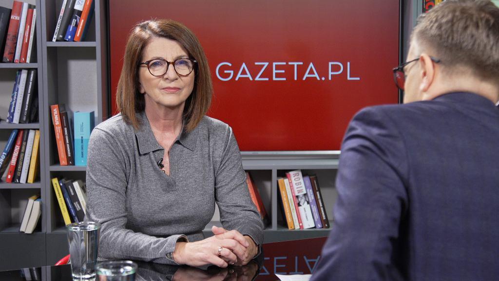 Julia Pitera w Gazeta.pl