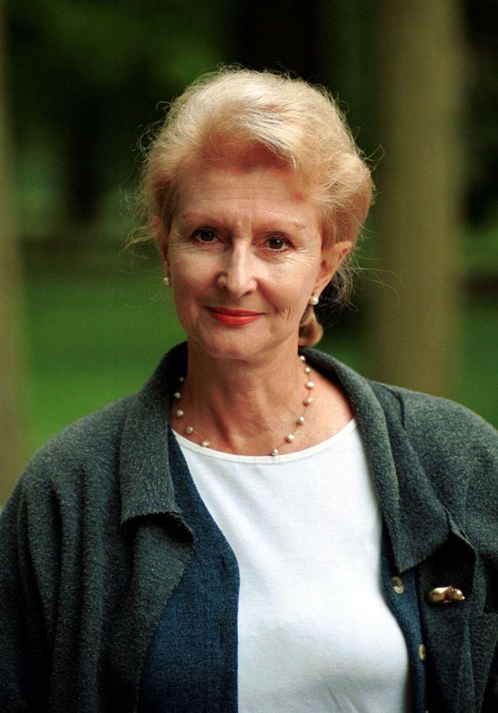 Jadwiga Barańska w 2000 roku
