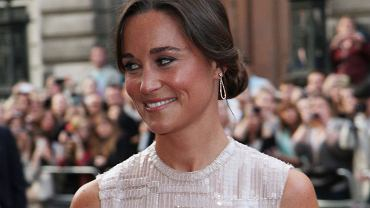 Pippa Middleton prowadza syna do osteopaty