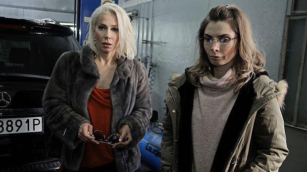 Kadr z filmu ''Kobiety mafii'' (fot. mat. prasowe)