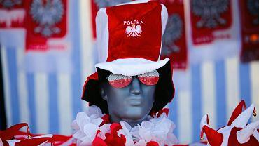 'Biel i czerwień' w ofercie podhalańskiego 'smolbiznesu'. Zakopane, 19 stycznia 2019