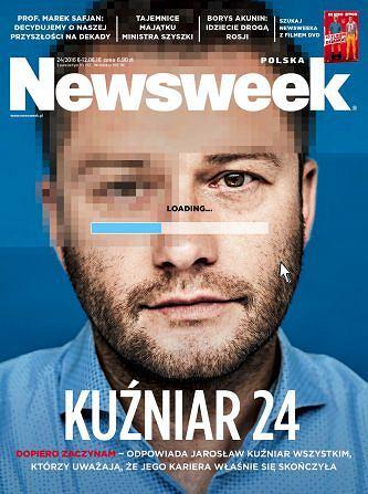 Okładka ''Newsweeka''