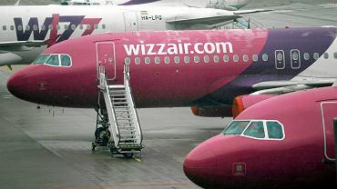 Ranking najlepszych linii lotniczych na 2020 rok. W jednej z kategorii zwyciężył Wizz Air