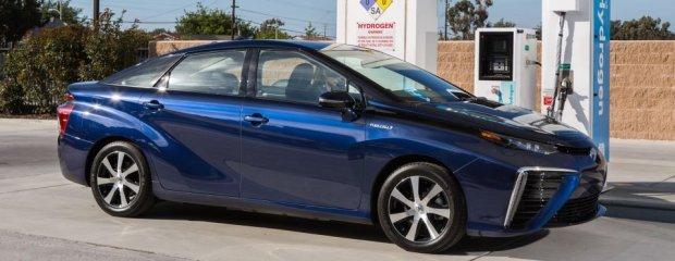 Toyota liderem innowacyjności wg BCG