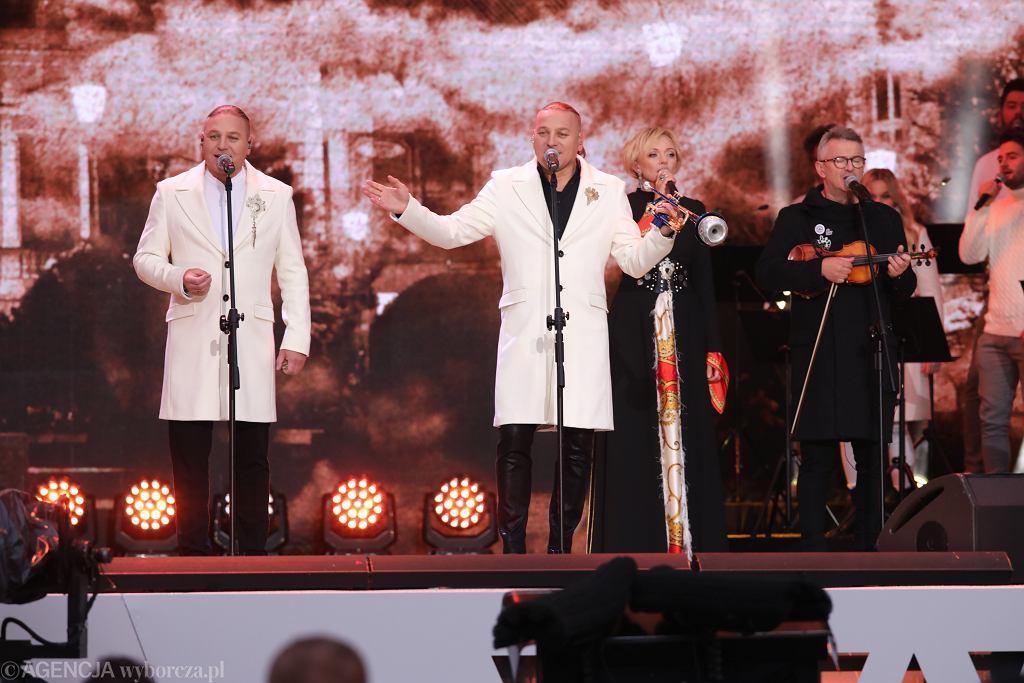 Koncert Papieski w Wadowicach, październik 2020 - Golec uOrkiestra
