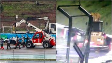 Podczas kwalifikacji do GP Turcji mogło dojść do wypadku podobnego do tego, po którym zginął Jules Bianchi