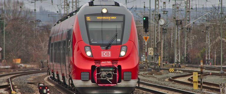 Niemcy. Elektryczna golarka wprowadziła chaos na kolei