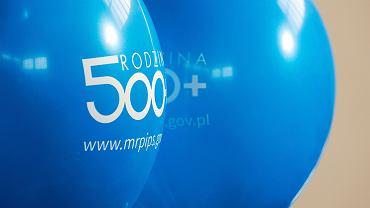 500 plus - zdjęcie ilustracyjne