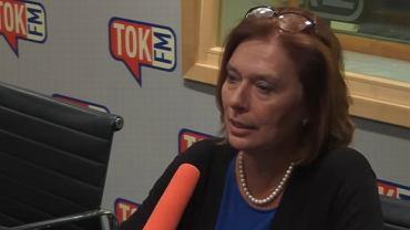 Małgorzata Kidawa-Błońska w 'Poranku Radia TOK FM'