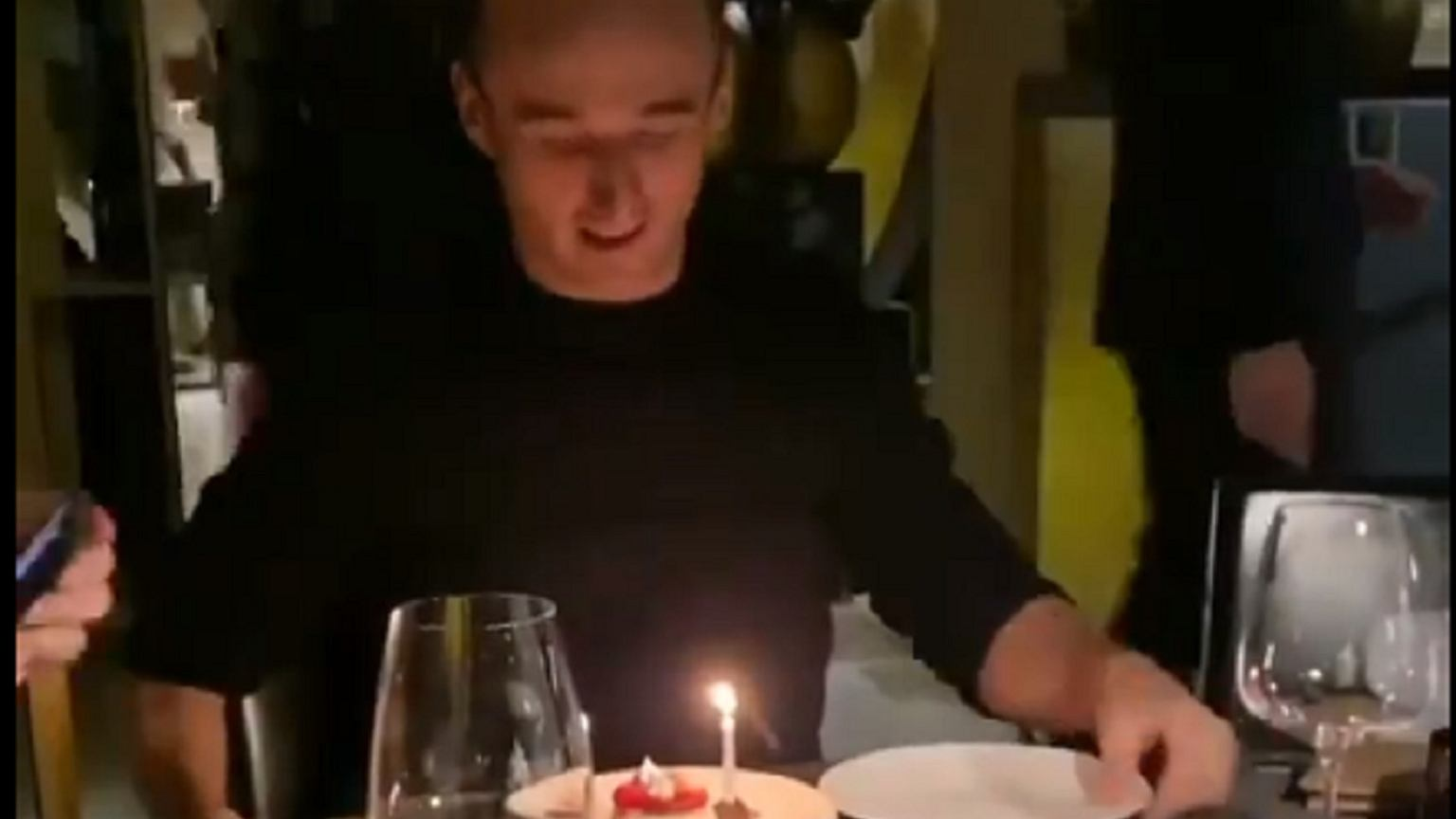 Robert Kubica świętował urodziny we Włoszech. Jego przyjaciel zdradził kulisy imprezy