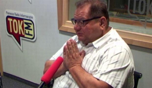 Ryszard Kalisz w Poranku Radia TOK FM