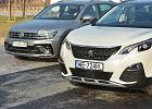 Peugeot 3008 2.0 HDi vs. VW Tiguan 2.0 TDI porównanie. Francuzi depczą po piętach Niemcom