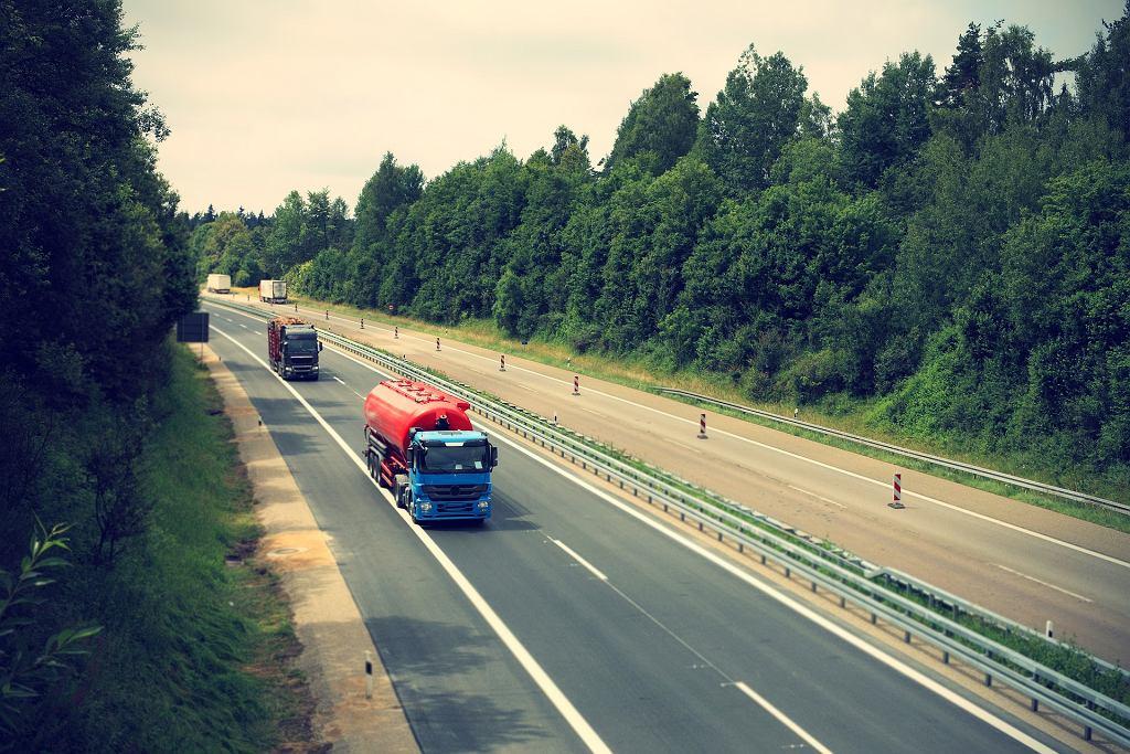 Polski kierowca źle się poczuł w Niemczech. Szef z Polski wezwał mu pomoc