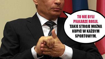 Rosja bez formy