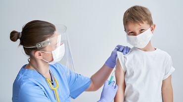 Moderna planuje rozpocząć testy swojej szczepionki przeciwko koronawirusowi u dzieci