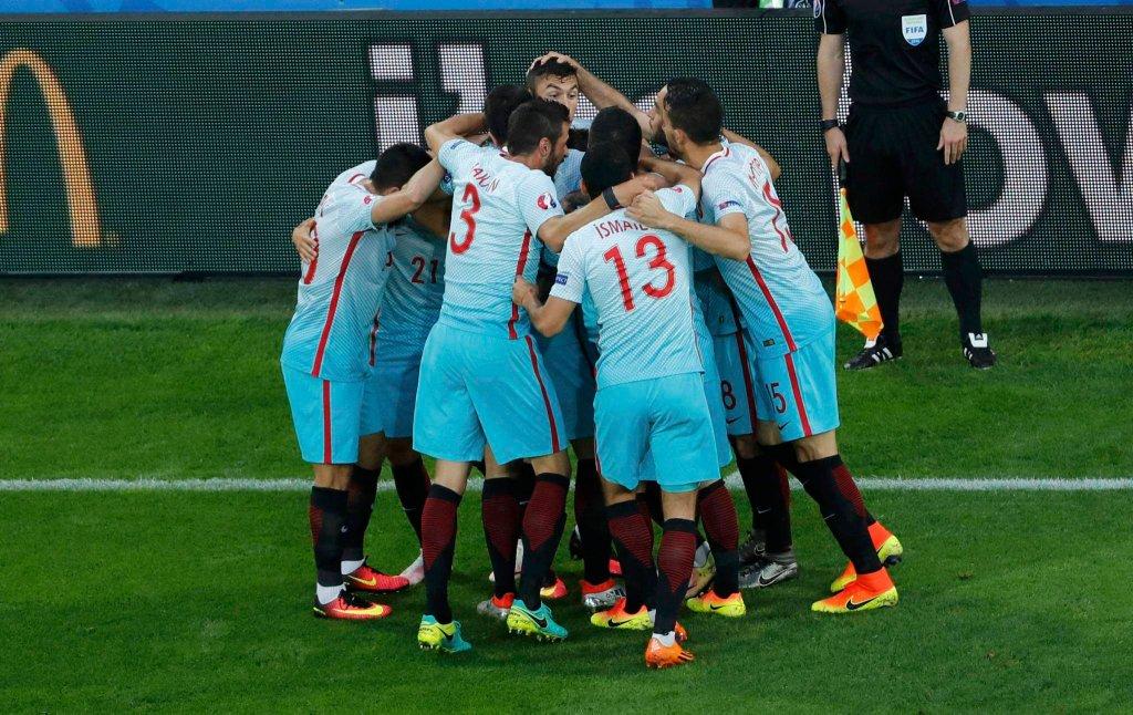 Euro 2016. Mecz Czechy - Turcja