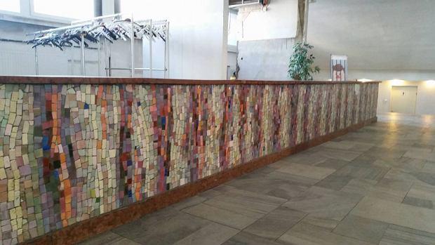 Mozaika w Textilimpeksie