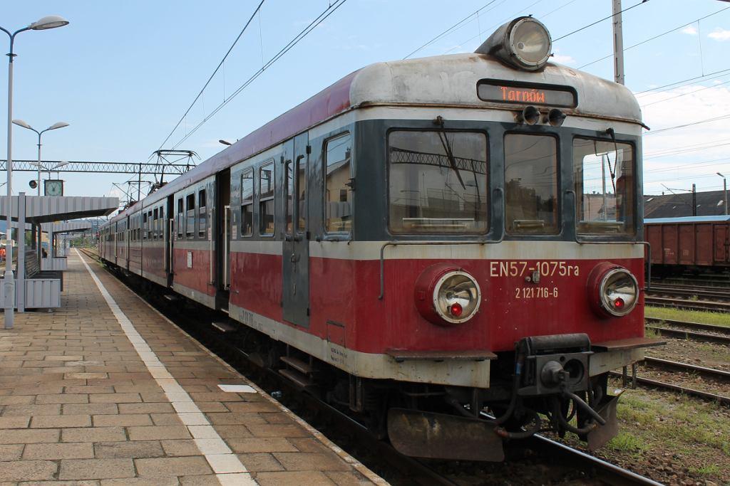 Tabor kolejowy w Polsce starzeje się w coraz szybszym tempie