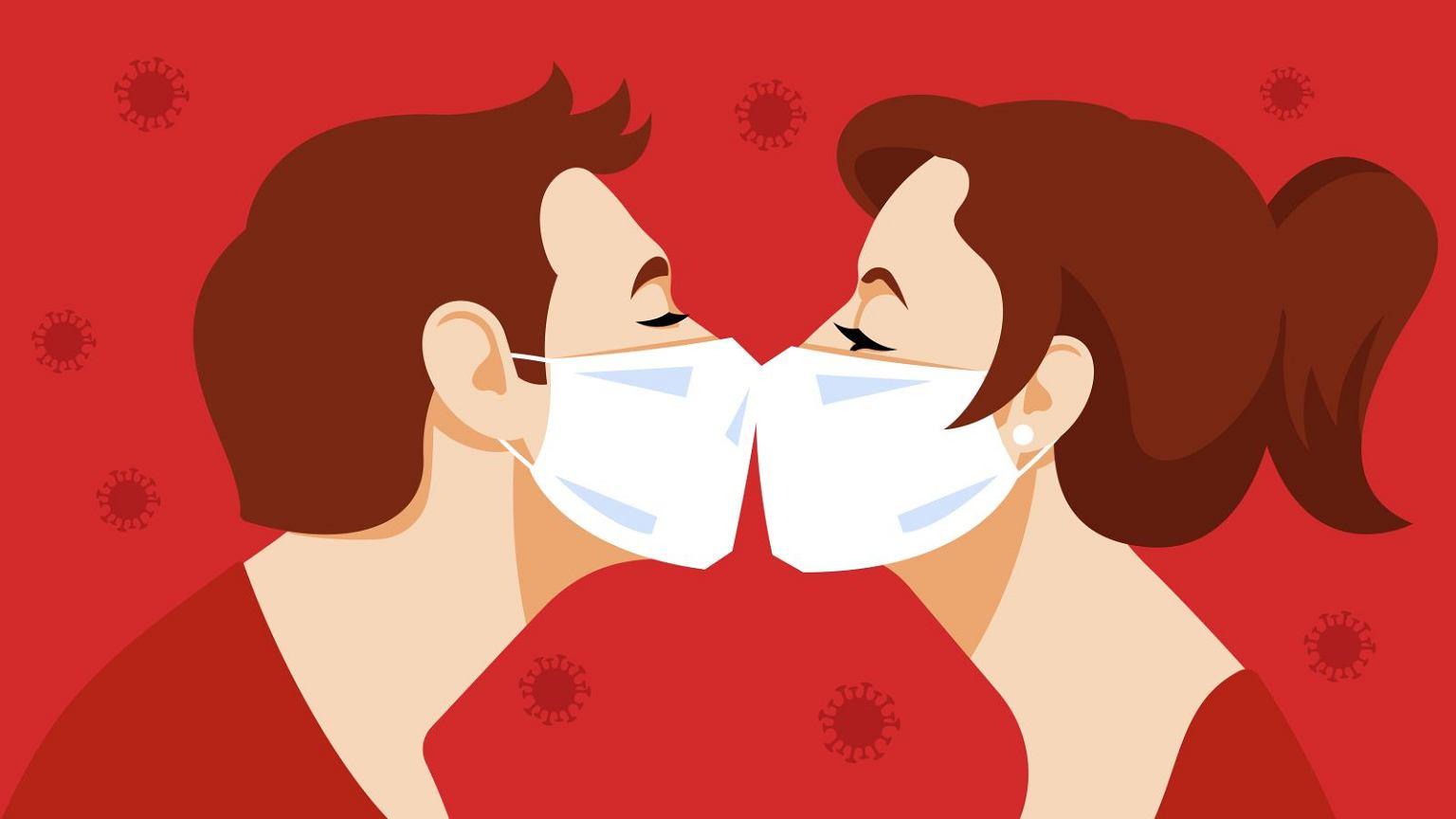 Miłość i romans w pandemii